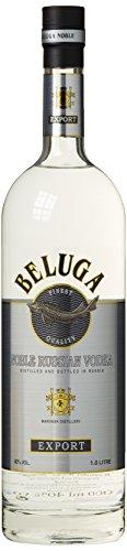 beluga vodka russischer wodka 1er pack 1 x 1 l drinkspotter. Black Bedroom Furniture Sets. Home Design Ideas