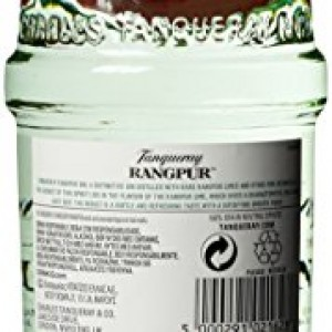 Tanqueray Rangpur Lime Distilled Gin (1 x 0.7 l) - Drinkspotter